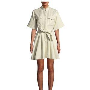 A.L.C. nwot shirt dress size 8 new w pockets ALC